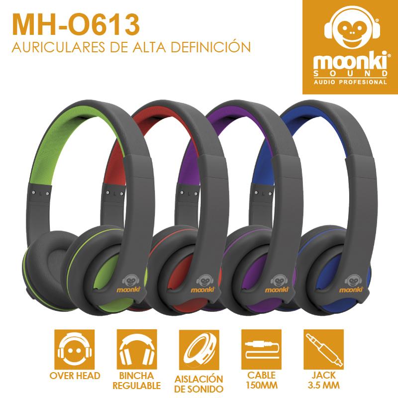 AURICULAR MOONKI MH-O613