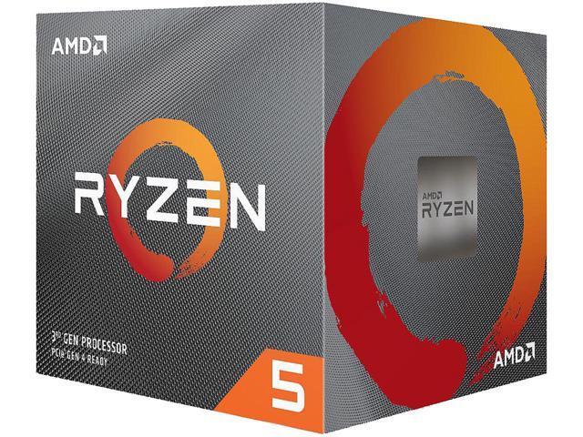 MICRO AMD RYZEN 5 3600X 3.6 GHz AM4