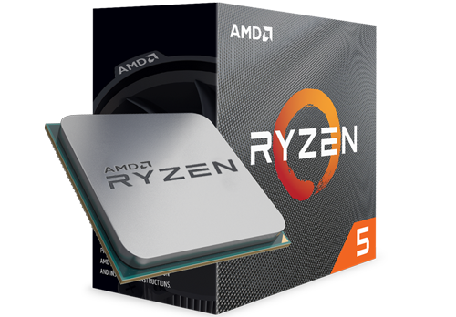 MICRO AMD RYZEN 5 3400G 3.7 GHz AM4