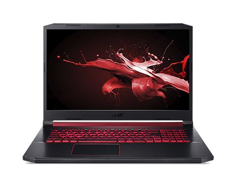 NOTEBOOK ACER NITRO 5 AN517-51-784H I7-9750H
