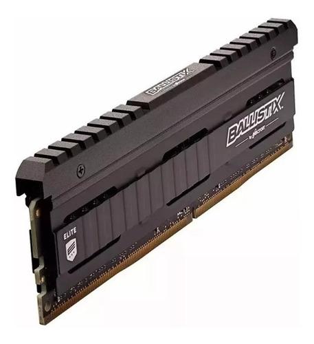 DDR4 4 GB. 2400 MHz BALLISTIX SPORT BULK