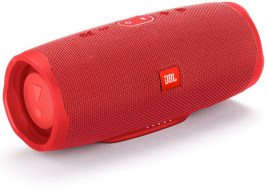 PARLANTE JBL CHARGE4 RED