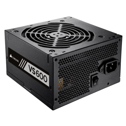 FUENTE ATX 600W CORSAIR 80 PLUS WHITE