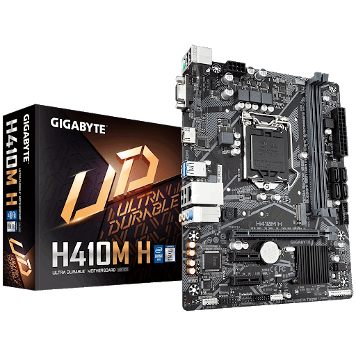 MOTHER GIGABYTE H410M-H
