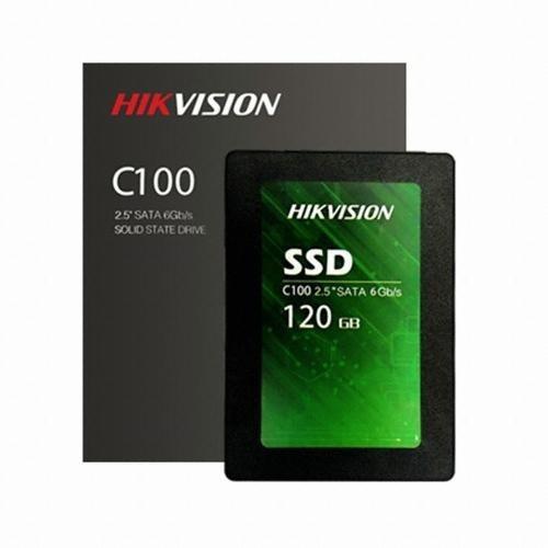 SSD 120 GB. HIKVISION