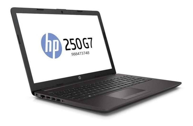 NOTEBOOK HP 250 G7 I5-1035G1 12G/SSD240/1TB