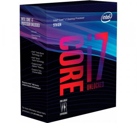 MICRO INTEL CORE I7-9700KF S/VIDEO S/COOLER