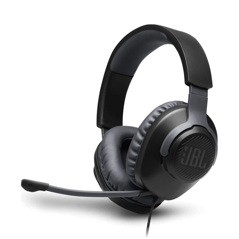 AURICULARES JBL QUANTUM Q100 GAMING SURROUND