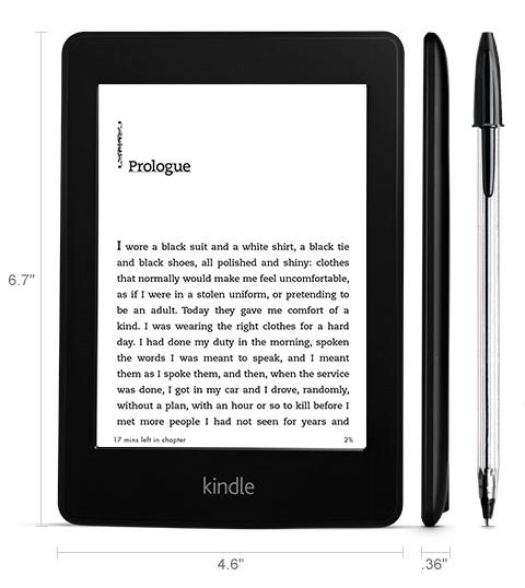 EBOOK KINDLE 6 PAPERWHITE