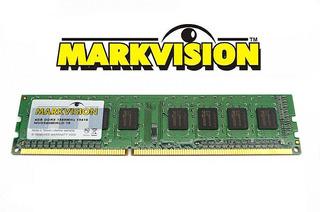 DDR3 4096 Mb. 1600 MARKVISION