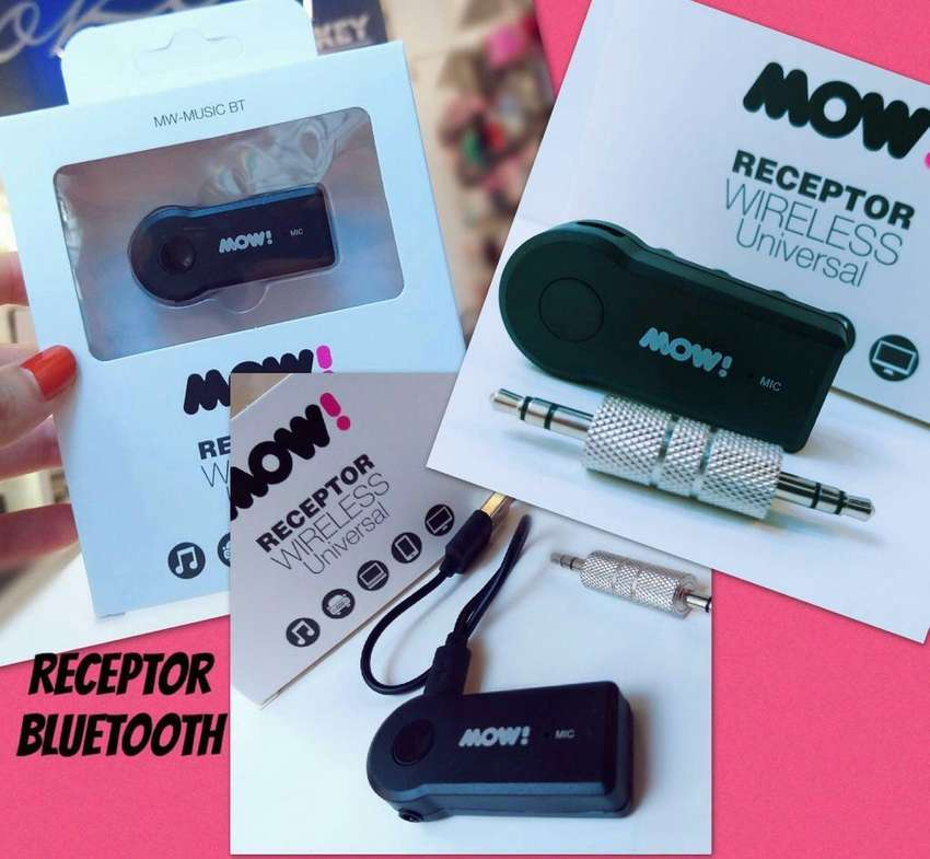 RECEPTOR BLUETOOTH MOW