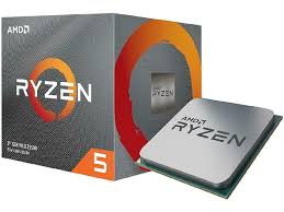 MICRO AMD RYZEN 5 3600XT 4.5 GHz AM4
