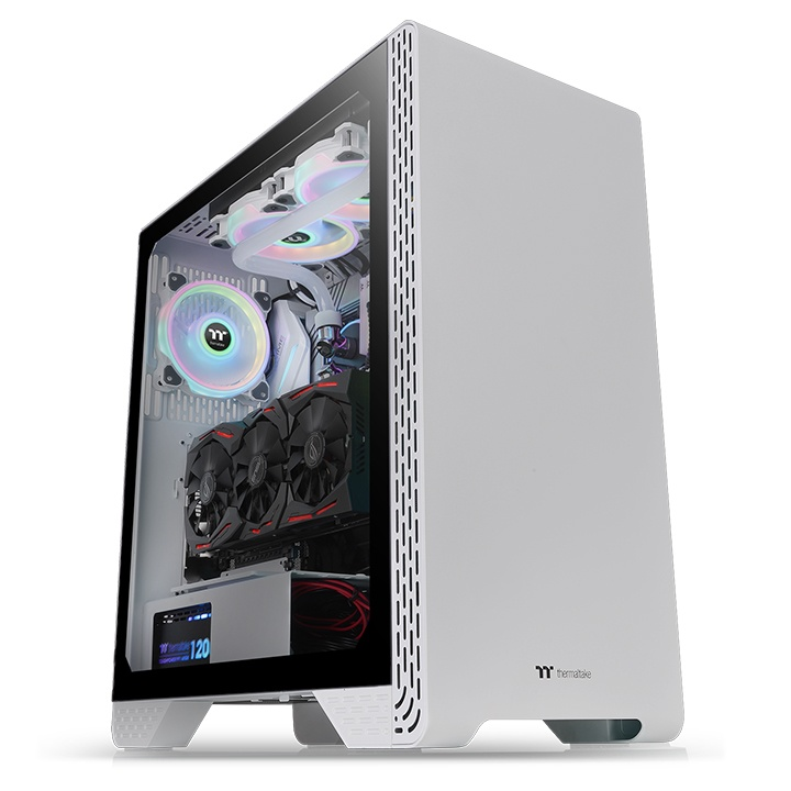 GABINETE THERMALTAKE S300 SNOW