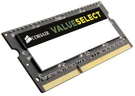 SODIMM DDR3 4 GB. 1333 MHz CORSAIR