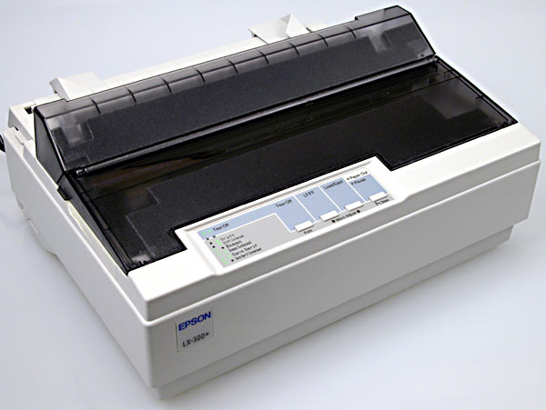 Instalar Epson lx-300 en Windows 7