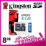 MEMORIA MICRO-SD 32 Gb. KINGSTON CLASE 10 (MINI / MICRO / SD)