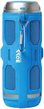 PARLANTE BLUETOOTH BOSS PEAK AZUL