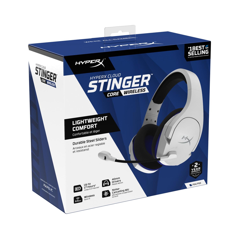 AURICULAR C/MIC HYPERX CLOUD STINGER WIRELESS PS4/PC