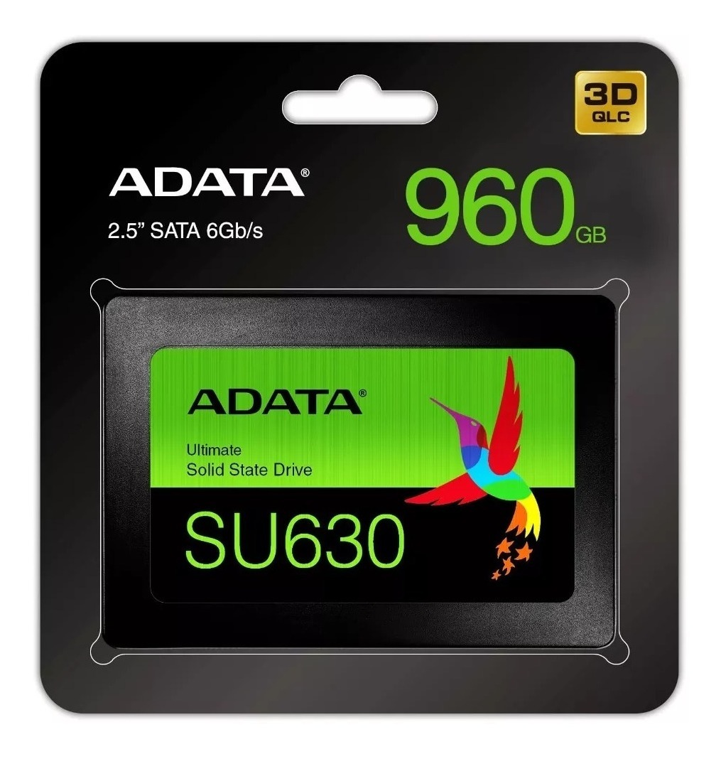 SSD 960 GB. ADATA ULTIMATE SU630