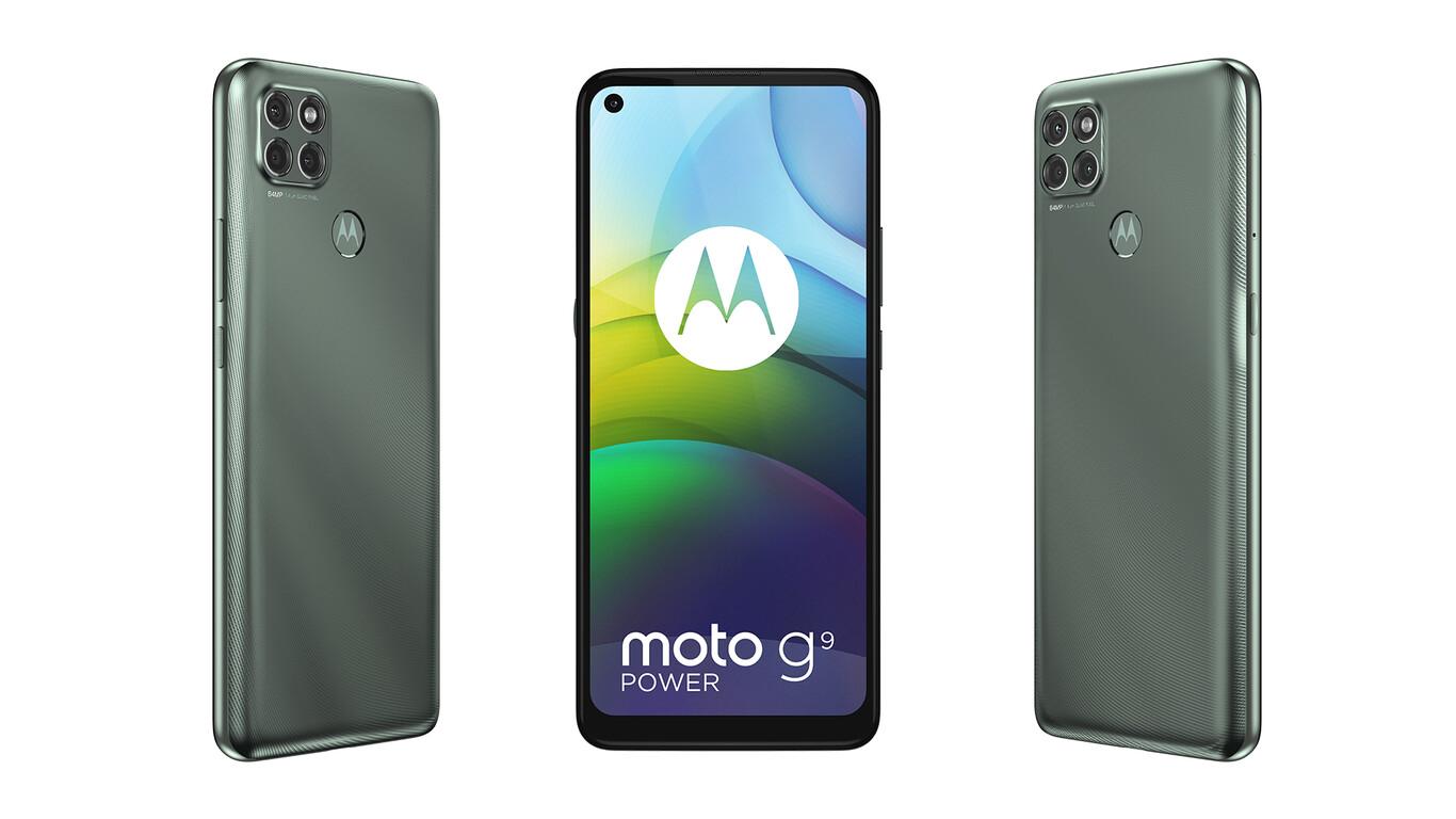TELEFONO MOTOROLA G9 POWER