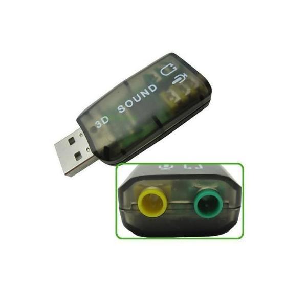 SONIDO USB 5.1 GENERICO