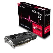 VIDEO RADEON RX 580 8 GB. SAPPHIRE PULSE