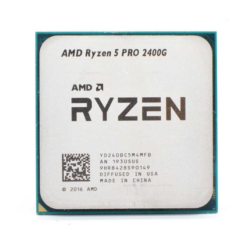 MICRO AMD RYZEN 5 PRO 2400G BULK