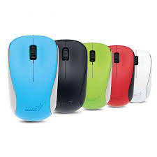 MOUSE WIRELESS GENIUS NX 7000 BLUEEYE BLUE