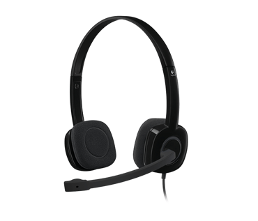 AURICULAR C/MIC LOGITECH CLEARCHAT H111