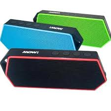 PARLANTE BLUETOOTH MOW MW-POCKET AZUL