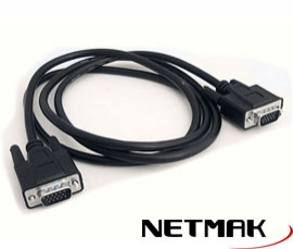 CABLE VGA 5M NETMAK NM-C18 5