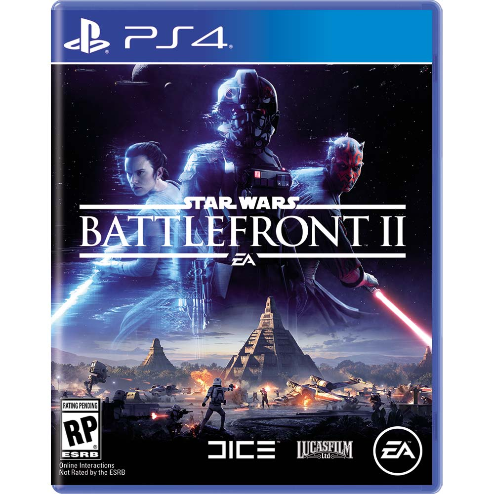 JUEGO PS4 STAR WARS BATTLEFRONT 2
