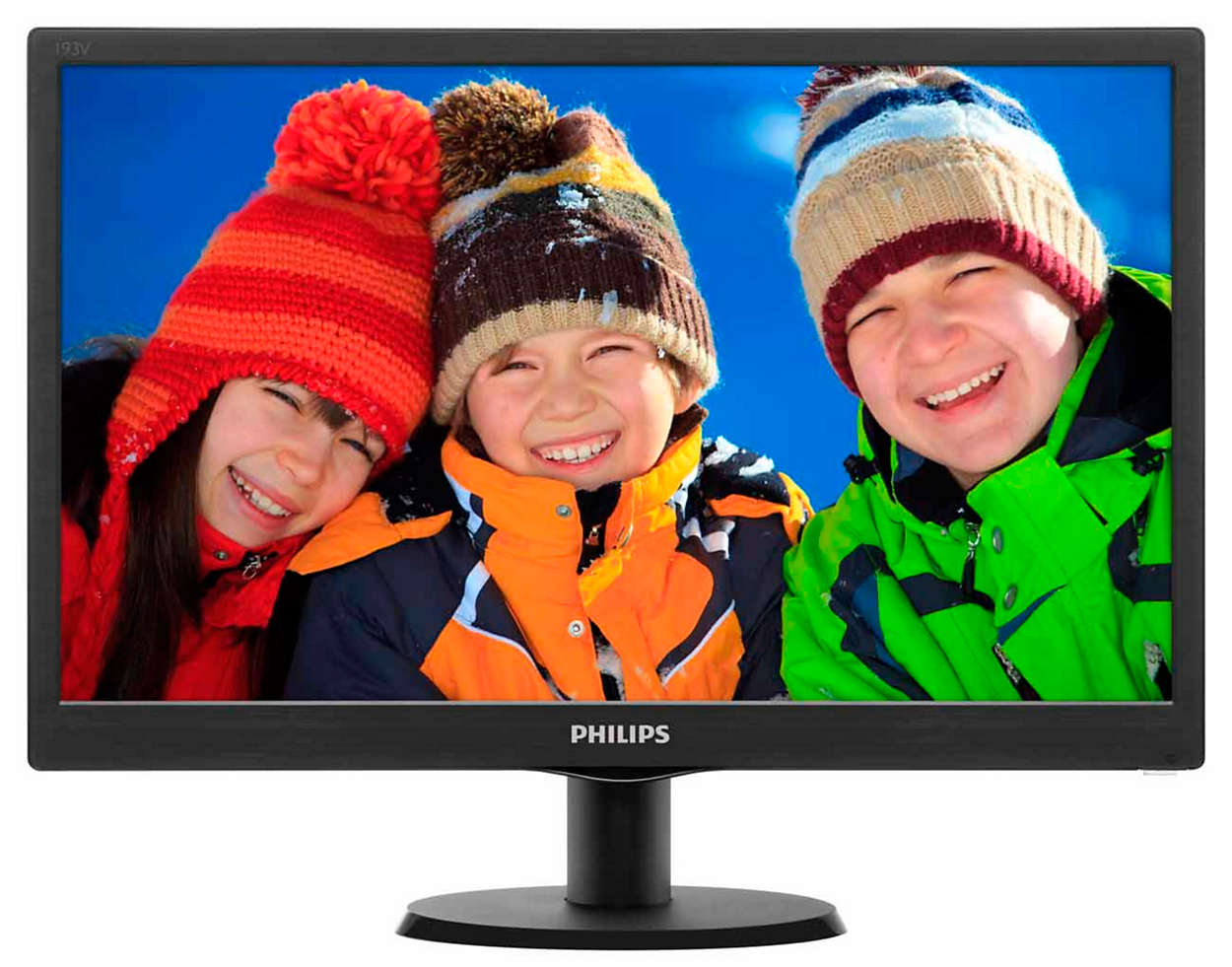 MONITOR 19 LED PHILIPS 193V5LSB2/55