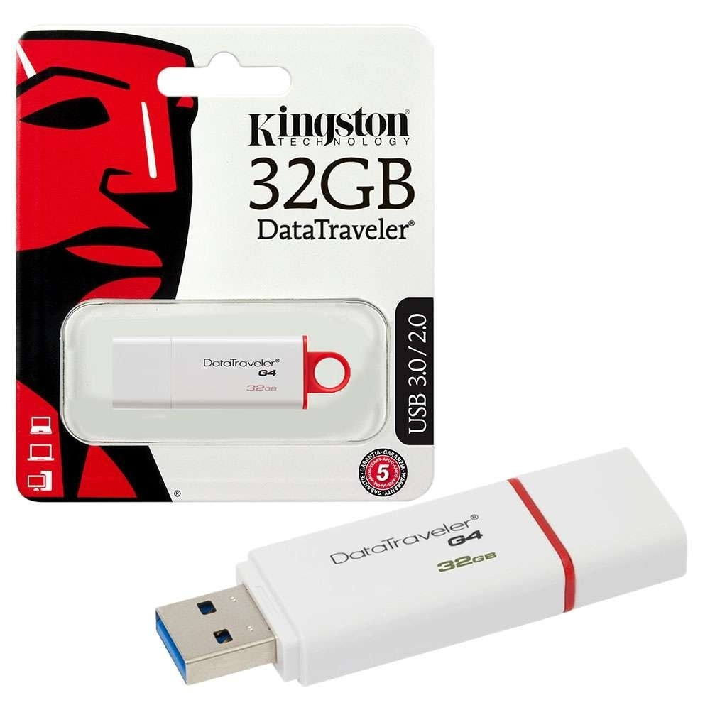 PEN DRIVE 32 GB. KINGSTON DT-G4 USB 3.0