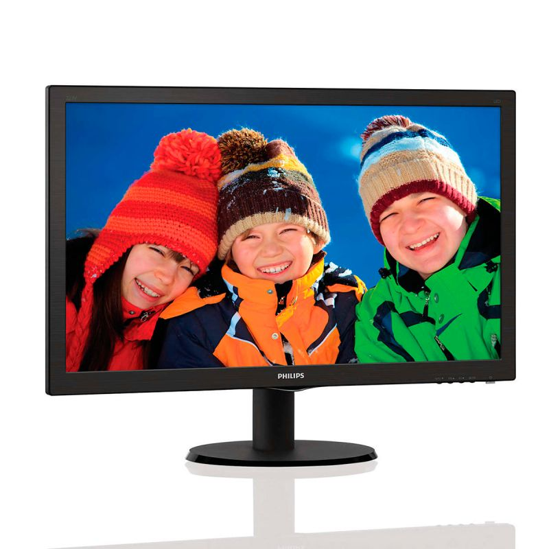MONITOR 22 LED PHILIPS 223V5LHSB2/55