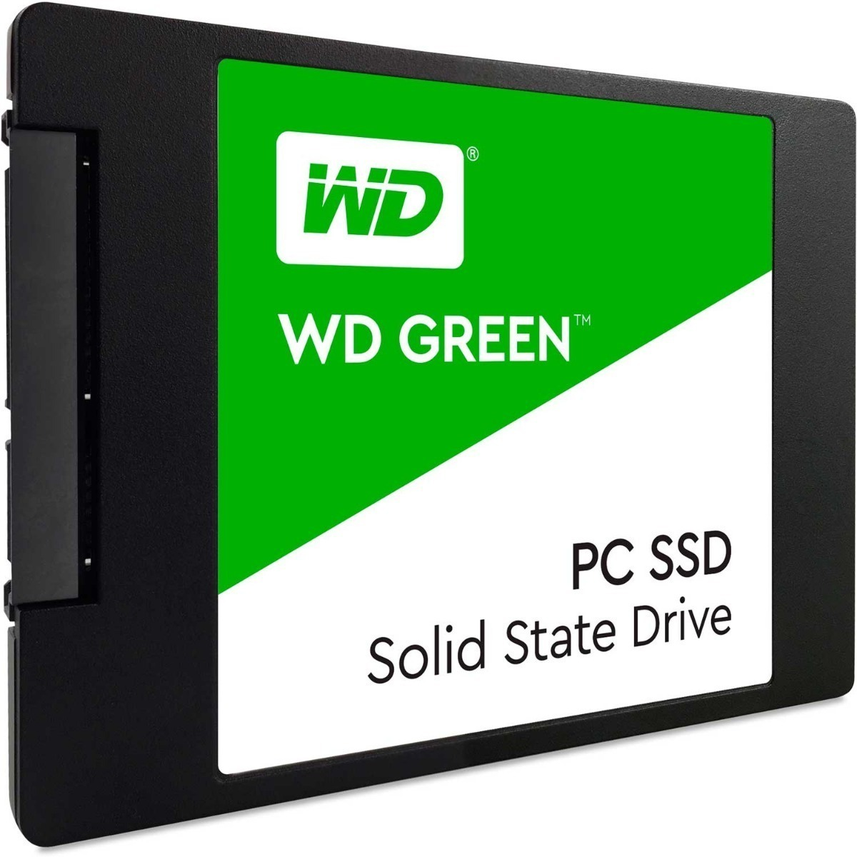 SSD 480 GB. WESTERN DIGITAL GREEN