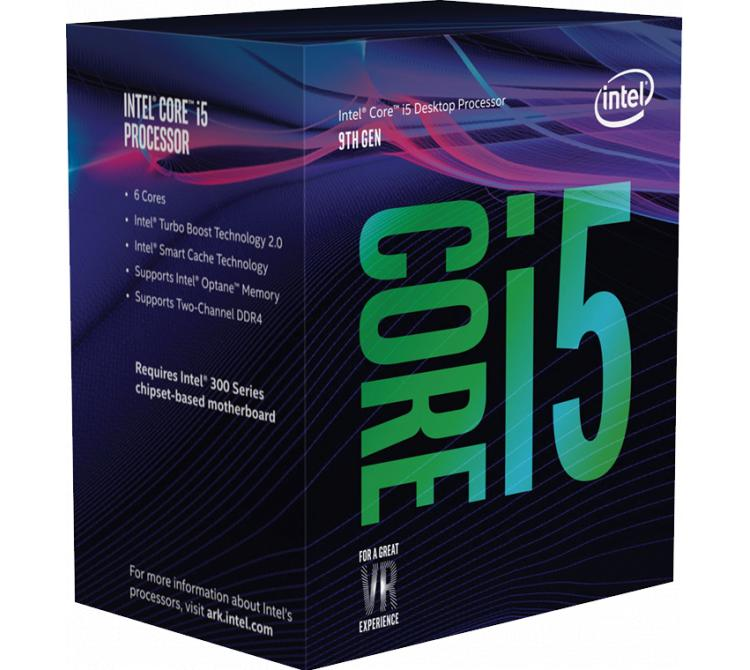 MICRO INTEL CORE I5-9400F 9NA (S/VIDEO)
