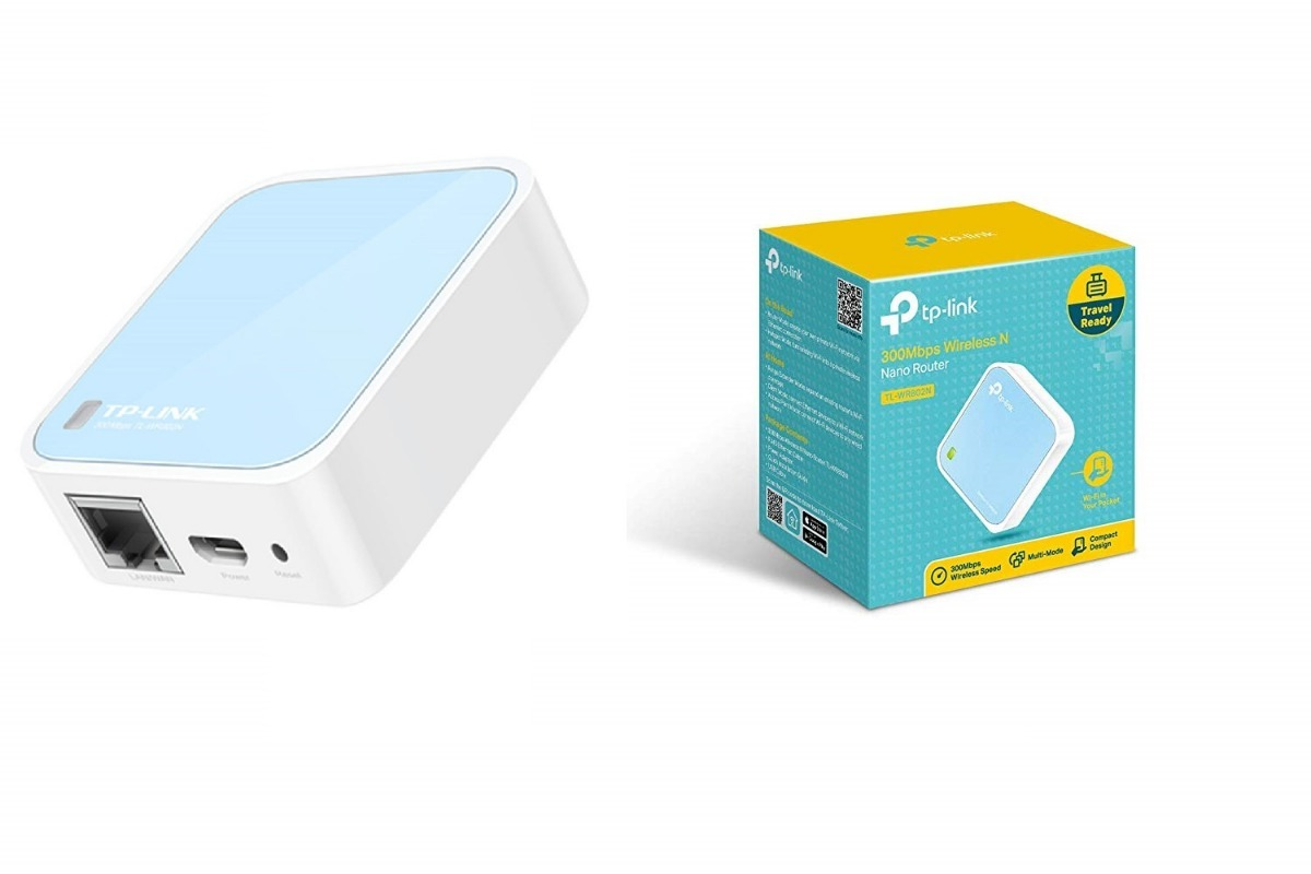 ROUTER WIRELESS TP-LINK TL-WR802N REPETIDOR