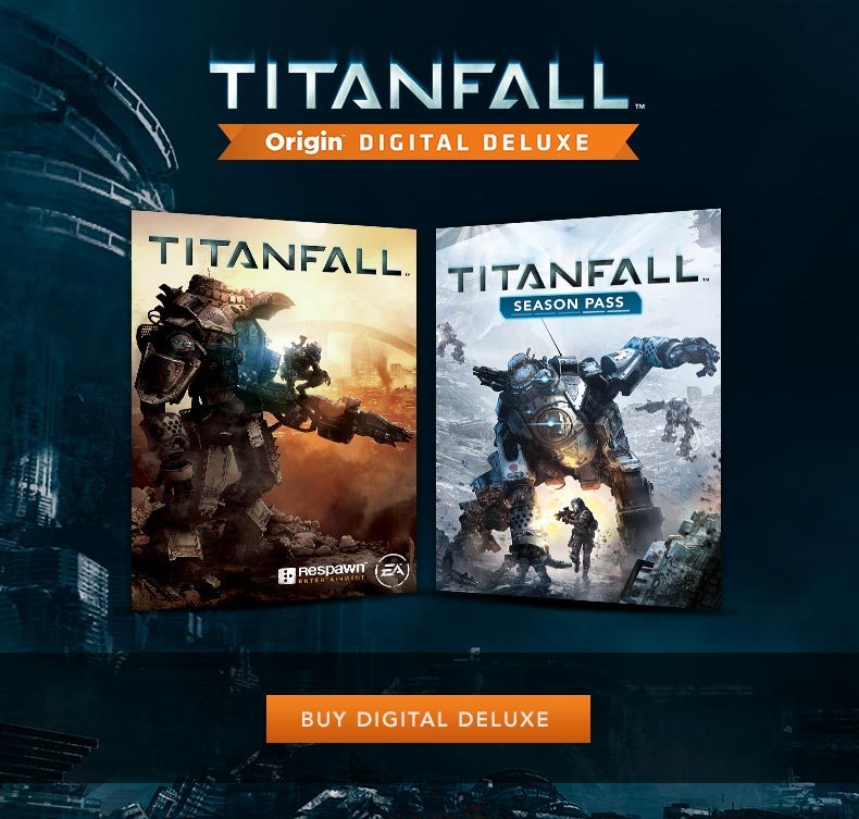 JUEGO PC DIGITAL TITANFALL DELUXE