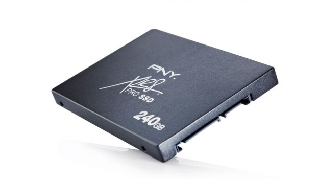 SSD 240 GB. SATA3 PNY