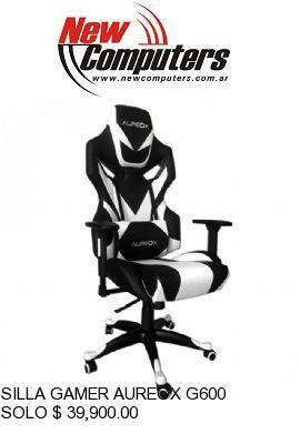 SILLA GAMER AUREOX G600: