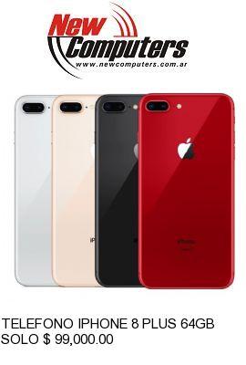 TELEFONO IPHONE 8 PLUS 64GB :