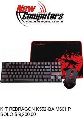 KIT REDRAGON K552-BA M601 P001: