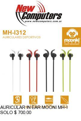 AURICULAR IN EAR MOONI MH-I312: