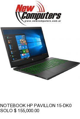 NOTEBOOK HP PAVILLON 15-DK0056 GAMING I5 9300H :