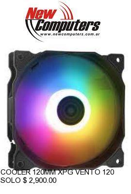 COOLER 120MM XPG VENTO 120 ARGB: