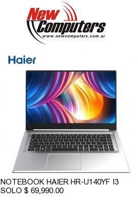NOTEBOOK HAIER HR-U140YF I3: