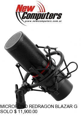 MICROFONO REDRAGON BLAZAR GM300: