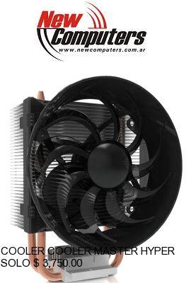 COOLER COOLER MASTER HYPER T200: