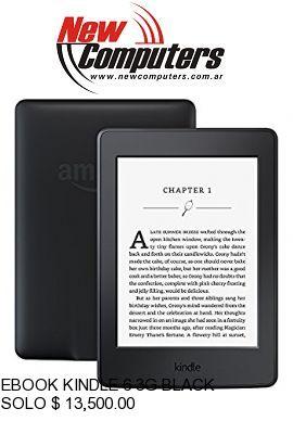 EBOOK KINDLE 6 3G BLACK: